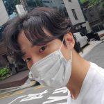 「2PM」ジュノ、久しぶりに近況公開…マスクでも隠せないイケメンさ!!