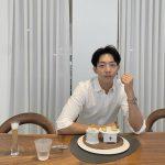 「CNBLUE」イ・ジョンシン、おとなの男の香り…除隊後成熟したビジュアル