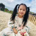 """<トレンドブログ>ユジンの長女ロヒちゃんがもう6歳!!…""""見るだけでほほえましい私の子"""""""