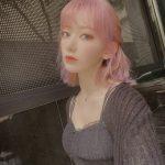 <トレンドブログ>「IZ*ONE」宮脇咲良、ピンクパープルヘアーにイメチェンでファンからも好評