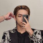 「BTS(防弾少年団)」V 、明確な目鼻立ちでARMYたちの眼球浄化!!