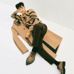 """「CNBLUE」カン・ミンヒョク、除隊後初の単独グラビア公開…""""20歳でデビューして現在30歳、幸せだ"""""""