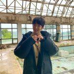 俳優イ・ジュンギ、ハート愛嬌にキュンキュン…女心揺さぶるかわカッコよさ