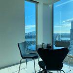 """俳優ナムグン・ミン、華麗な都市ビューを眺めながらおうち時間""""天気がいくらよくても今日は家に"""""""