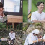 ソン・シギョン&キム・ドンワン、自然の中で夏を楽しむ…同い年の特別な休息「ON&OFF」