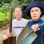 キム・ドンワン(SHINHWA)、大雨被害に「排水路が詰まり…3時間苦労」