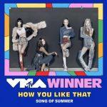 "「BLACKPINK」、""K-POPガールズグループ初""米MTV VMAで受賞"