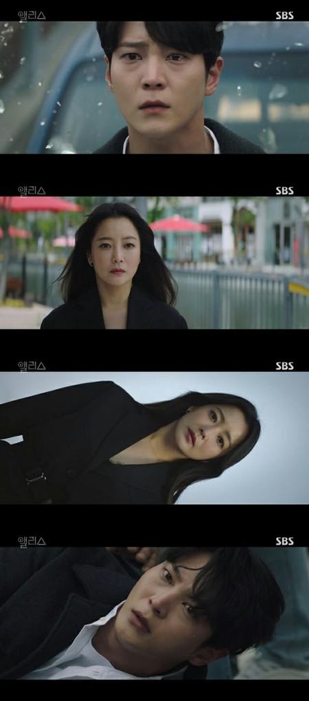 ≪韓国ドラマNOW≫「アリス」2話、チュウォンがキム・ヒソンに再び出会い切ない抱擁