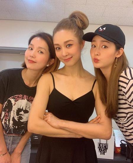 イ・ジン&ソン・ユリ、オク・チュヒョンのミュージカル出演を応援…再び団結した「Fin.K.L」