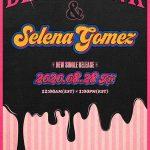 「BLACKPINK」、セレーナ・ゴメスとのコラボを発表!