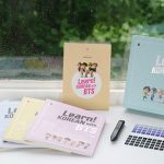 「BTS(防弾少年団)」と一緒に韓国語学習、教材「Learn!KOREAN with BTS」パッケージ発売