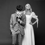 """""""9月に結婚""""GIANTPINK、婚約者とSWAGたっぷりのウエディング写真を公開"""