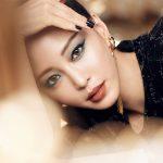 女優ハン・イェスル、強烈なキャッツアイメイクに挑戦…挑発的なセクシーさ