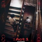テミン(SHINee)、9月7日に3rdアルバム「Never Gonna Dance Again : Act 1」を発売