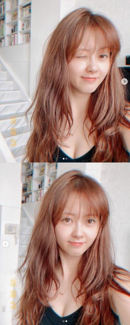 女優Ara(コ・アラ)、ドラマ撮影中断でホームトレーニングの近況公開