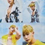元「MONSTA X」ウォノ、夢幻セクシーの定石…デビューアルバム「Love Synonym」コンセプトフォト公開