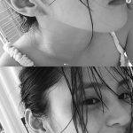 女優ハン・ソヒ、超近接ショットを公開…顔を洗ったばかりのスッピン?