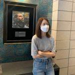 """女優イ・ヨニ、結婚後の近況知らせる…""""余裕あるコーヒー一杯"""""""
