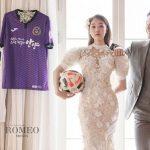 女優パク・ボミ&サッカー選手パク・ヨハン、12月に結婚=甘いウエディング写真を公開