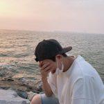 イ・ミンホ、海辺で号泣?!素朴で意外な姿に反転の魅力