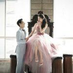 <トレンドブログ>「神話」チョンジン、3歳年下の新婦と本日(27日)結婚…美しいウェディング写真公開