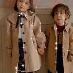 <トレンドブログ>ナウンちゃん&ゴヌくん、トレンチコートでシミラールック…ラブリーな天使たち