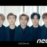 英クイズ番組出演者、「『BTS』重要でない小さなバンド」発言にファン激怒