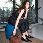 女優ソン・テヨン、華奢なスタイルでシック&洗練