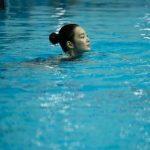 女優シン・ミナ、まるで人魚姫…水の中でも澄んだ存在感