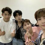 【トピック】「2PM」、相変わらず仲のいい4ショット公開