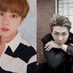 """BTS(防弾少年団)ジン、RMに対する無限の愛情…""""ナムジュン、誕生日おめでとう❤︎""""(動画あり)"""