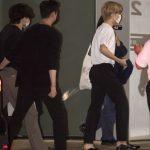 「PHOTO@ソウル」BTS(防弾少年団)ジミン&ジョングク、「ペ・チョルスの音楽キャンプ」出演のためスタジオに移動