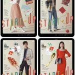 ペ・スジ&ナム・ジュヒョクら、「スタートアップ」キャラクターポスター公開