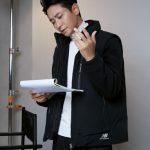 チュ・ジフン、シックでダンディな男の魅力…グローバルスポーツブランドのモデルに抜擢