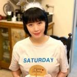 女優キム・ヘス、50歳の誕生日ケーキ「歴代級の童顔」
