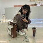 <トレンドブログ>「gugudan」キム・セジョン、秋らしいファッションで魅力発散