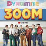 """BTS(防弾少年団)「Dynamite」、ミュージックビデオ3億再生突破!""""13回目の3億再生ミュージックビデオを保有"""""""
