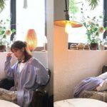 <トレンドブログ>女優チョン・ソミン、座ってるだけでも清純美あふれる日常