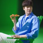 イ・ミンホ、ピザを手にしたイケメン…魅力あふれるまなざしで夢の世界に誘う