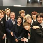 「BTS(防弾少年団)」、ムン・ジェイン大統領からの祝電に感謝の回答「温かい祝福をありがとうございます」