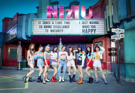 「NiziU」、「THE MUSIC DAY」にてテレビ初歌唱決定!!