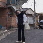 <トレンドブログ>俳優イ・ジェウク、ニット帽に9頭身ビジュアル…立っているだけでイケメンオーラ炸裂