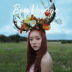 ソロデビュー「OH MY GIRL」ユア、「Bon Voyage」のカバー画像公開…頭に輝く角