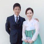 俳優チェ・スジョンと妻で女優のハ・ヒラ、韓服を着て甥っ子の結婚式に参加…甘い動画を公開