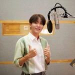 SEVENTEENスングァン、ドラマ「青春記録」OST「GO」レコーディングでのビハインドカット公開