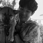 <トレンドブログ>俳優チェ・ウシク、ワンちゃんと一緒の幸せな日常を公開。