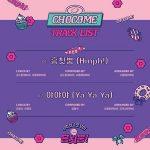 「宇宙少女」初のユニット「Chocome」、第1世代ガールズグループ「Baby V.O.X」の「Ya Ya Ya」リメイク