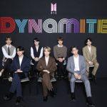 BTS(防弾少年団)、アイドルチャート歴代最高点更新…「Dynamite」で続く突風人気