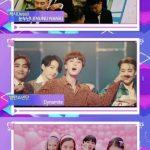 SBS「人気歌謡」BTS(防弾少年団)、出演なしで1位、すでに6冠王