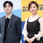 「公式」チ・チャンウク&キム・ジウォン、新ドラマ主演決定...ラブコメカップルに期待